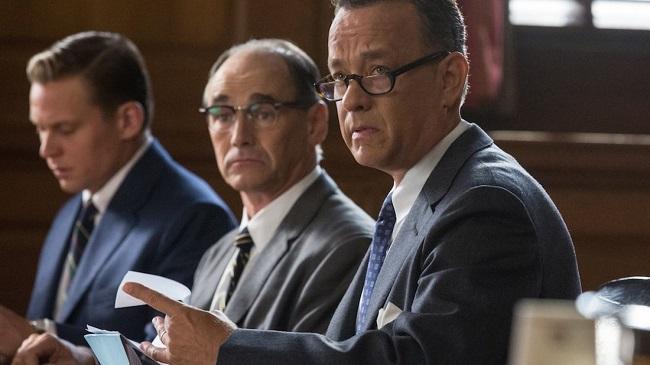 II ponte delle spie - Tom Hanks e Mark Rylance