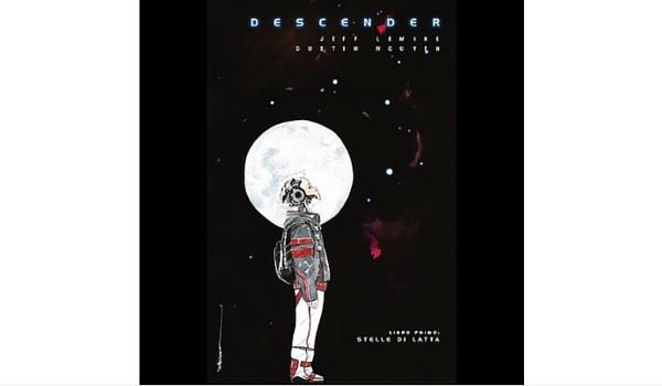 Descender - Vol. 1 Cover
