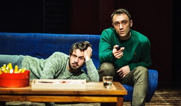Valerio e Marius foto di scena di barbara ledda