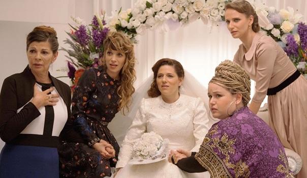 Un Appuntamento Per La Sposa - Scene